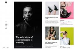 demo content homepage Blog Magazine Uncode min uai