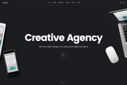 demo content homepage Creative Agency Uncode min uai
