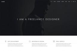 demo content homepage Creative Freelance Uncode min uai
