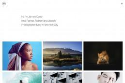demo content homepage Portfolio Albums Uncode min uai