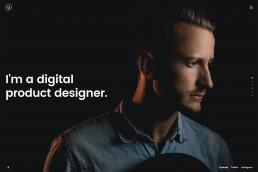 demo content homepage Portfolio Digital Designer Uncode min uai