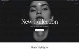 demo content homepage Shop Classic Uncode min uai